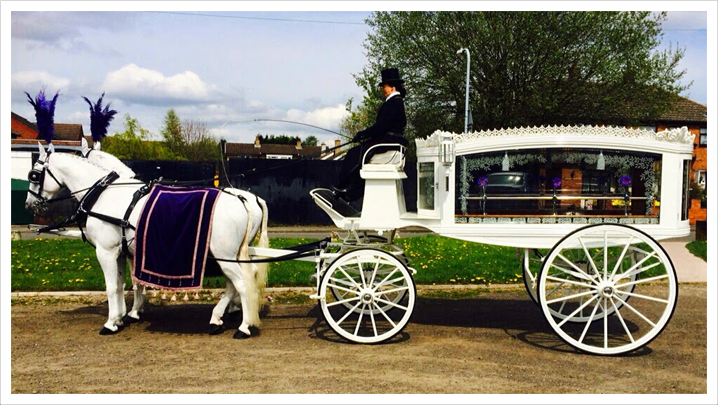 Horse Drawn Funeral Services